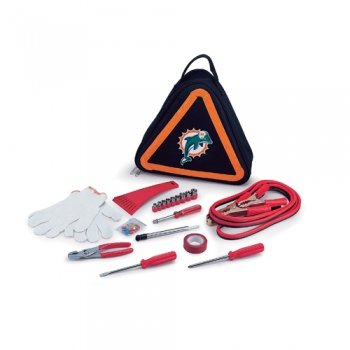 Miami Dolphins Roadside Emergency Kit