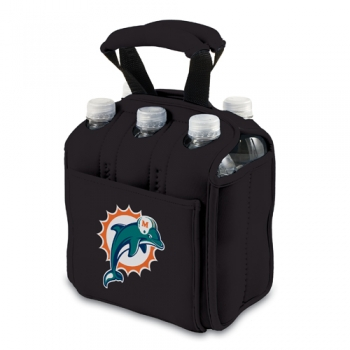 Miami Dolphins Six Pack Cooler