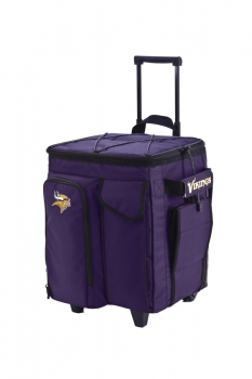 Minnesota Vikings NFL Tailgate Cooler with Trays