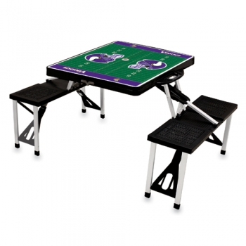 Minnesota Vikings Picnic Table Sport
