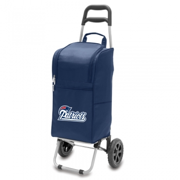 New England Patriots Cart Cooler Tote