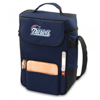 New England Patriots Duet Wine Tote
