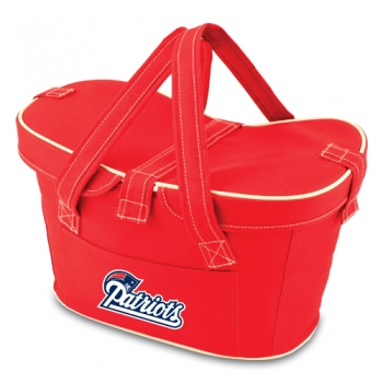 New England Patriots Mercado Basket