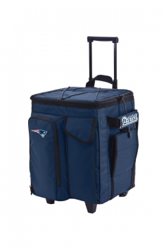 New England Patriots NFL Tailgate Cooler with Trays
