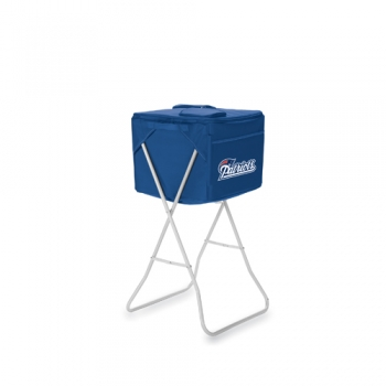 New England Patriots Party Cube Cooler