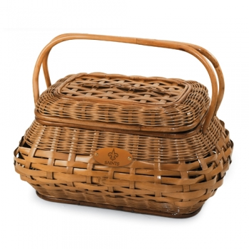 New Orleans Saints Highlander Picnic Basket