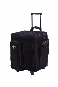 New Orleans Saints NFL Tailgate Cooler with Trays