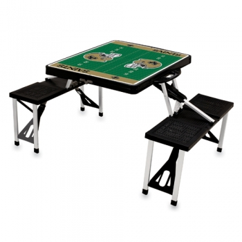 New Orleans Saints Picnic Table Sport