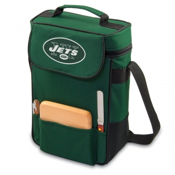 New York Jets Duet Wine Tote
