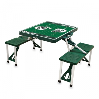 New York Jets Picnic Table Sport