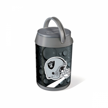 Oakland Raiders Mini Can Cooler