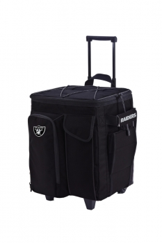 Oakland Raiders NFL Tailgate Cooler with Trays