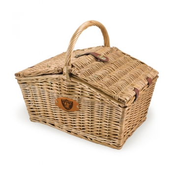 Oakland Raiders Piccadilly Picnic Basket