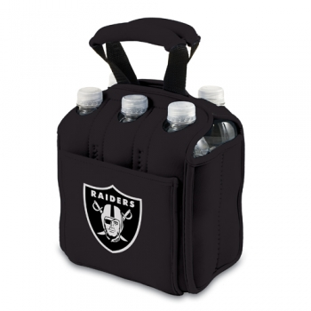 Oakland Raiders Six Pack Cooler