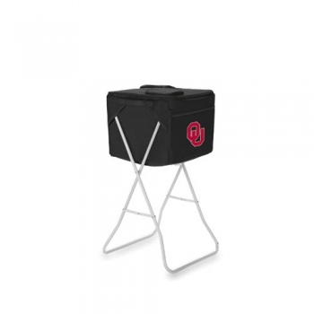 Oklahoma Sooners Party Cube Cooler