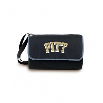 Pitt Panthers Blanket Tote