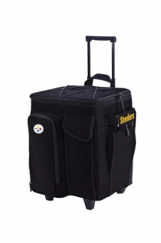 Pittsburgh Steelers NFL Tailgate Cooler with Trays