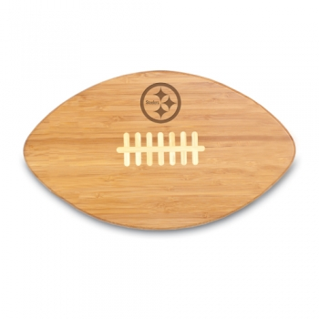 Pittsburgh Steelers Touchdown PRO Cutting Board