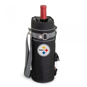 Pittsburgh Steelers Wine Sack Wine Tote