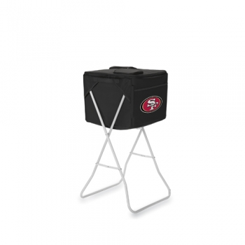 San Francisco 49ers Party Cube Cooler