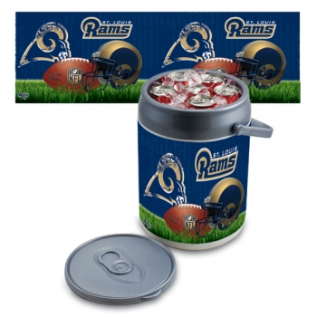 St. Louis Rams Can Cooler