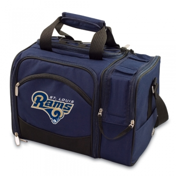 St. Louis Rams Malibu Tote Bag