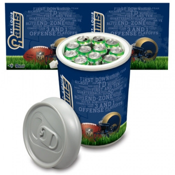 St. Louis Rams Mega Can Cooler