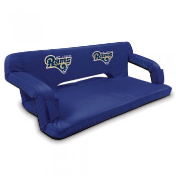 St. Louis Rams Reflex Travel Couch