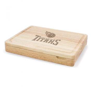 Tennessee Titans Asiago Cutting Board
