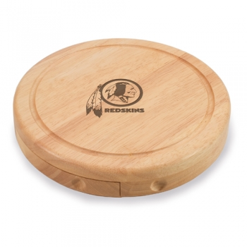 Washington Redskins Brie Cheese Board