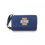 Illinois Fighting Illini Blankets