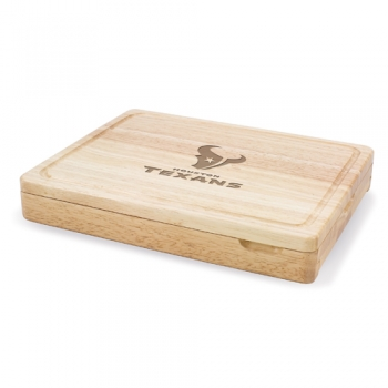 Houston Texans Asiago Cutting Board