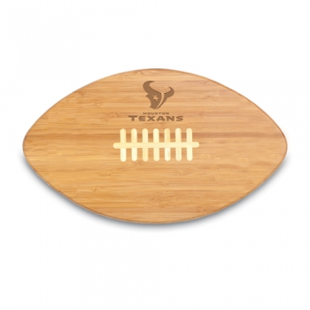 Houston Texans Touchdown PRO Cutting Board