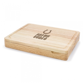 Indianapolis Colts Asiago Cutting Board