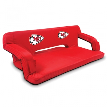 Kansas City Chiefs Reflex Travel Couch