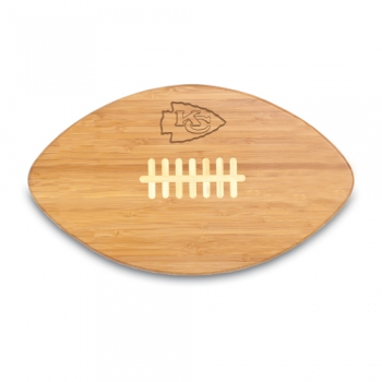 Kansas City Chiefs Touchdown PRO Cutting Board