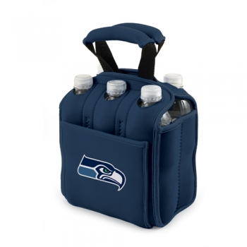 Seattle Seahawks Six Pack Cooler